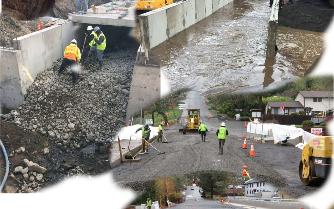 Fanno Creek at SW 45th Ave Culvert Replacement